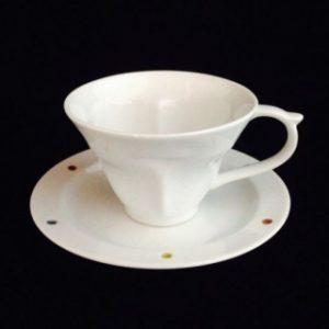 ハート in クローバー コーヒーカップ